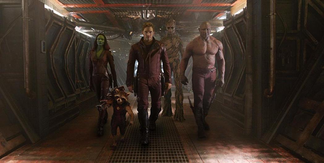 「星際異攻隊」是漫威頗具代表性的賣座系列。圖/摘自imdb