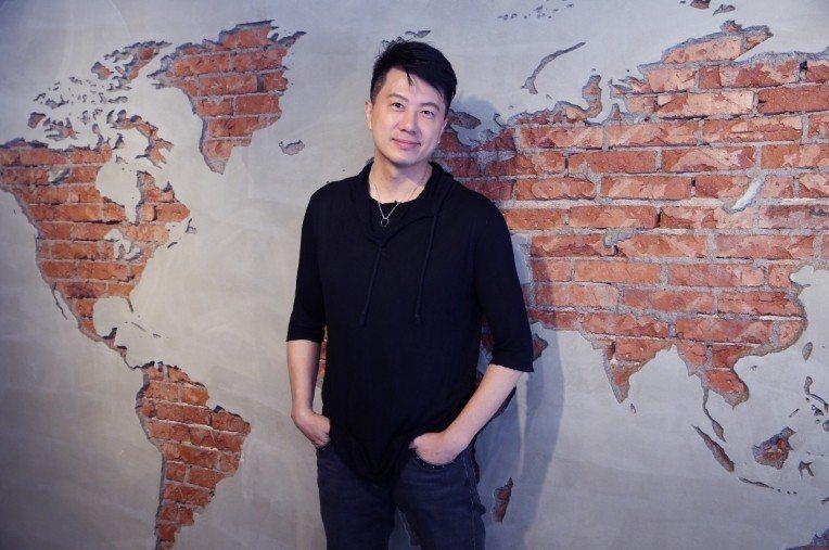 吳皓昇長期演出8點檔,卻有過一段低潮期。記者林俊良/攝影