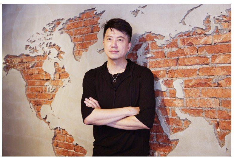吳皓昇曾在劇場苦熬10年。記者林俊良/攝影
