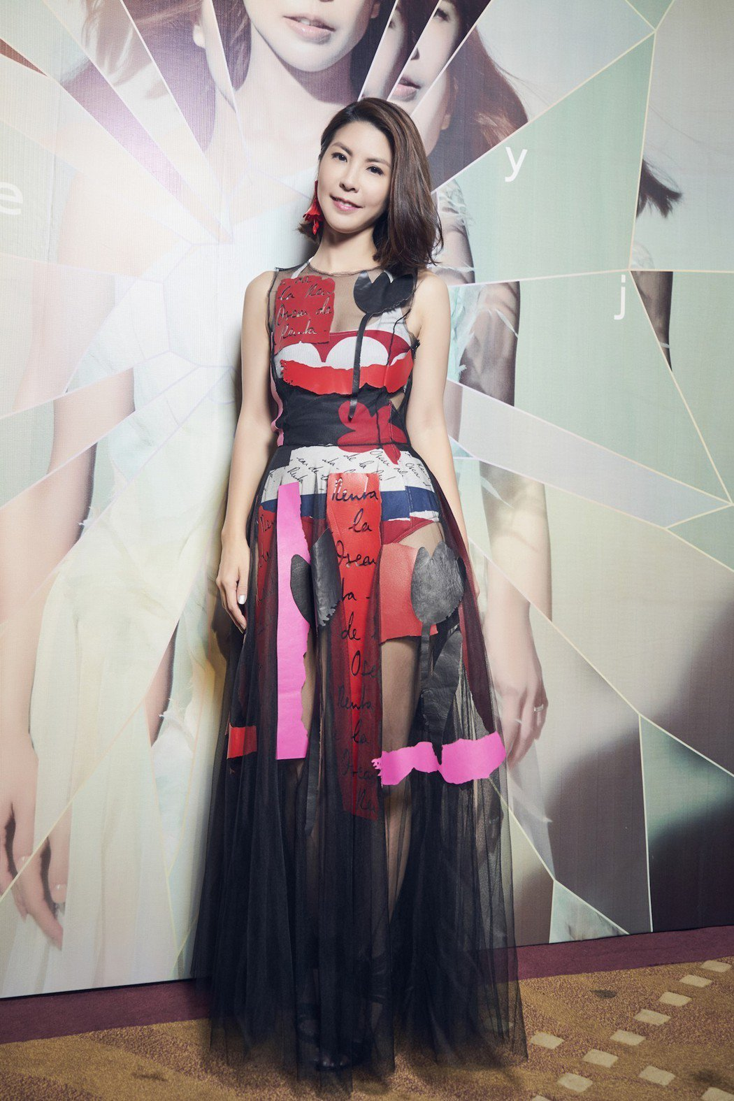 許茹芸將在9月展開「綻放的綻放的綻放」巡演。圖/索尼提供