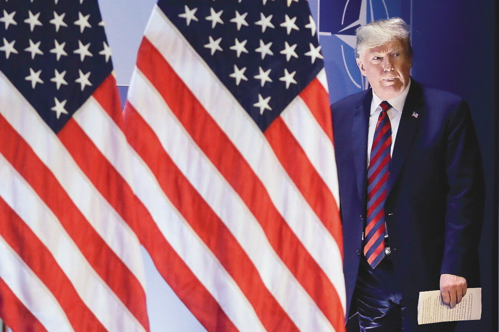 中美貿易戰會在什麼時候會結束? 美聯社