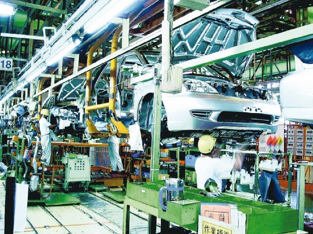 美中貿易戰波及全球汽車業,外資摩根士丹利出具最新報告,指出台灣汽車零組件供應鏈業...
