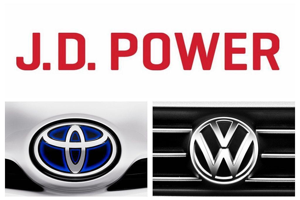 《J.D. Power》日前公布的德國3年新車質量調查報告結果顯示,賣最好的車廠...