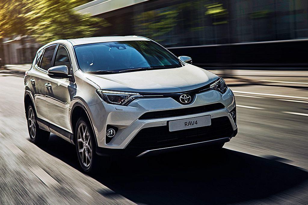 德國市場3年新車可靠度表現最好的是Toyota汽車,PP100值僅有101。 圖/J.D. Power提供