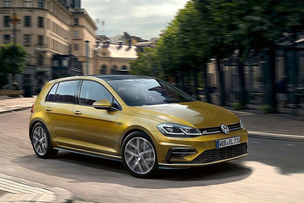德國當地賣最好的汽車品牌福斯(Volkswagen)汽車,PP100值為128排...