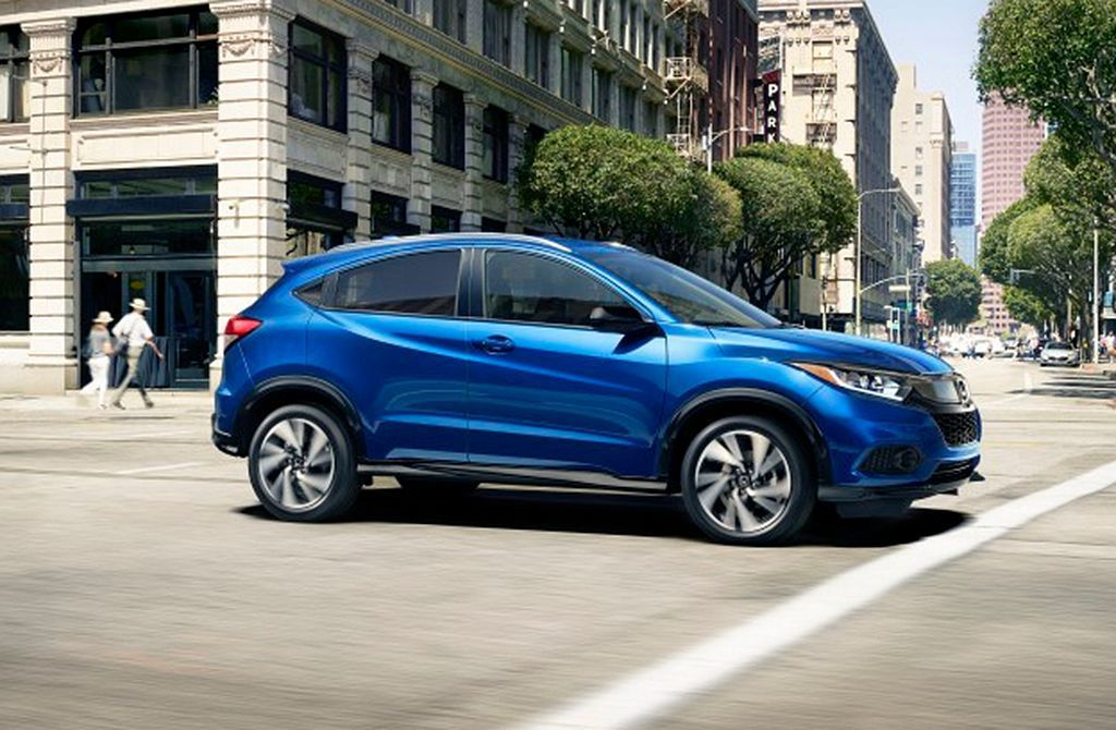 看到泰規、美規的小改款Honda HR-V配備模式後,看來台灣市場要全面標配Ho...