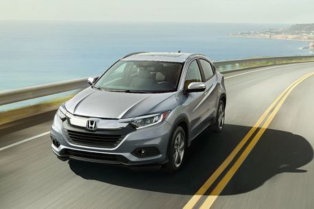 美規小改Honda HR-V正式亮相!來看配備等級如何編成
