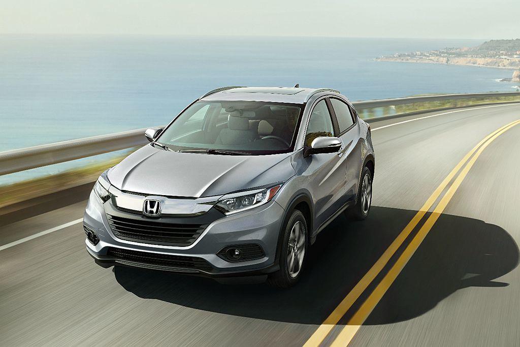 美規Honda HR-V完整公開資訊與當地售價。 圖/Honda提供