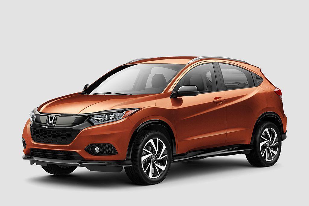 新增的Honda HR-V Sport車型,除外觀有專屬設定並配上18吋輪框外,...