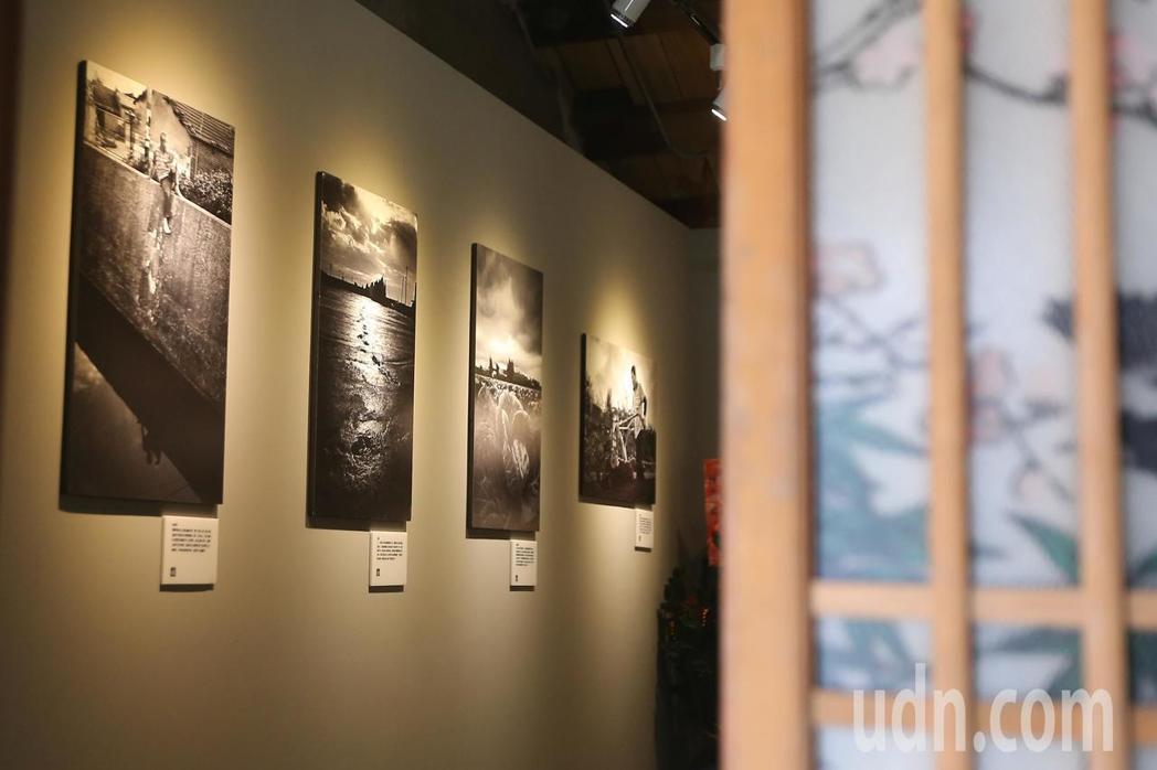 老厝活化而生「台西村影像館」位於彰化縣大城鄉台西村 。 記者黃仲裕/攝影