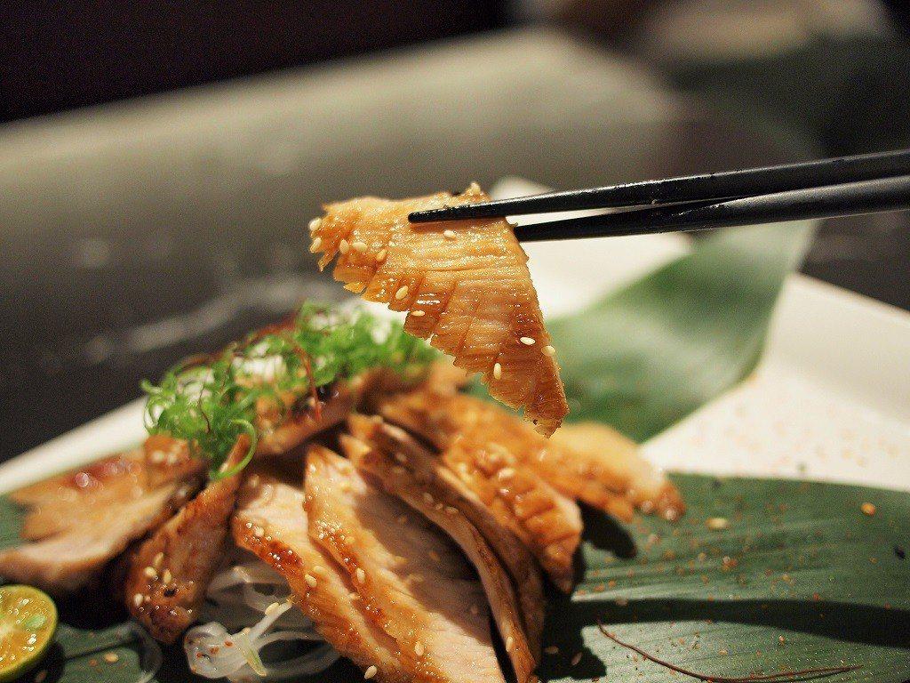 (圖/台灣旅行趣) ▲特別切割的紋理讓肉更入味