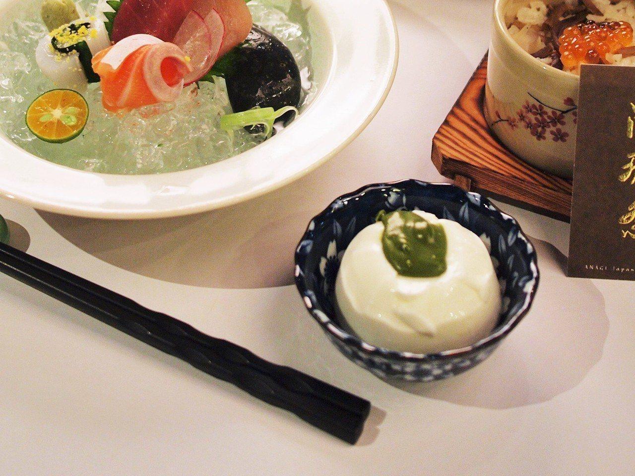 (圖/台灣旅行趣) ▲抹茶奶酪不會過甜,吃得到很棒的抹茶香氣