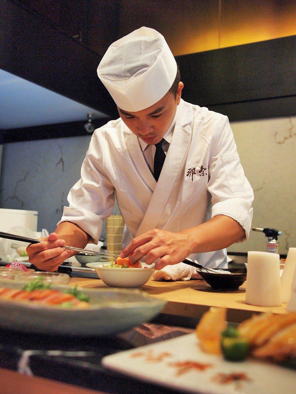 (圖/台灣旅行趣) ▲用「無菜單」品嘗主廚的用心,比起自己點菜更能有意外的驚喜