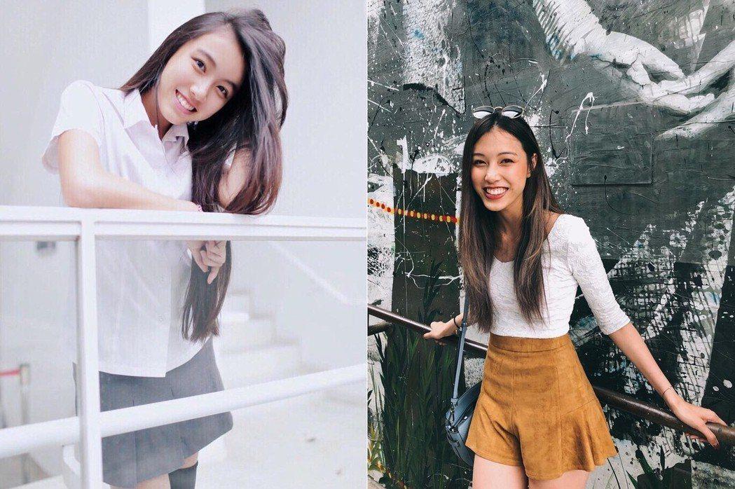 游宇潼現年19歲,就讀UCLA。圖/摘自IG