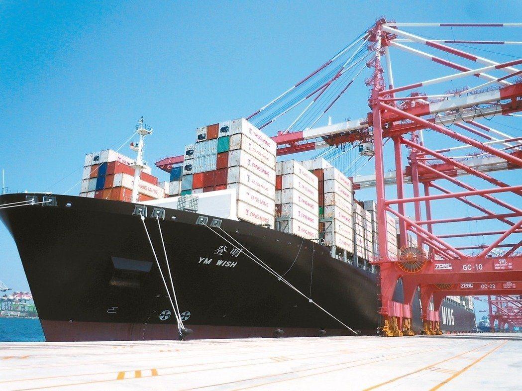 交通部修正航行船舶船員最低安全配置標準。本報系資料照