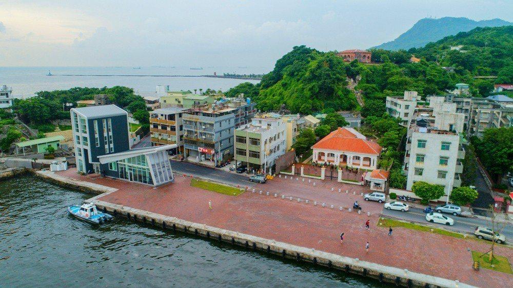 「哨船頭」在19世紀中葉,已為國際貿易港口時的主要港區。圖/高雄市文化局提供