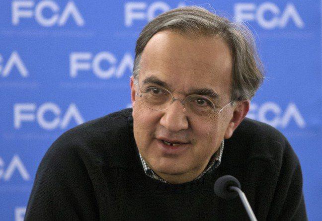 飛雅特克萊斯勒(FCA)前執行長馬奇翁經證實已經過世,享壽66歲。  歐新社