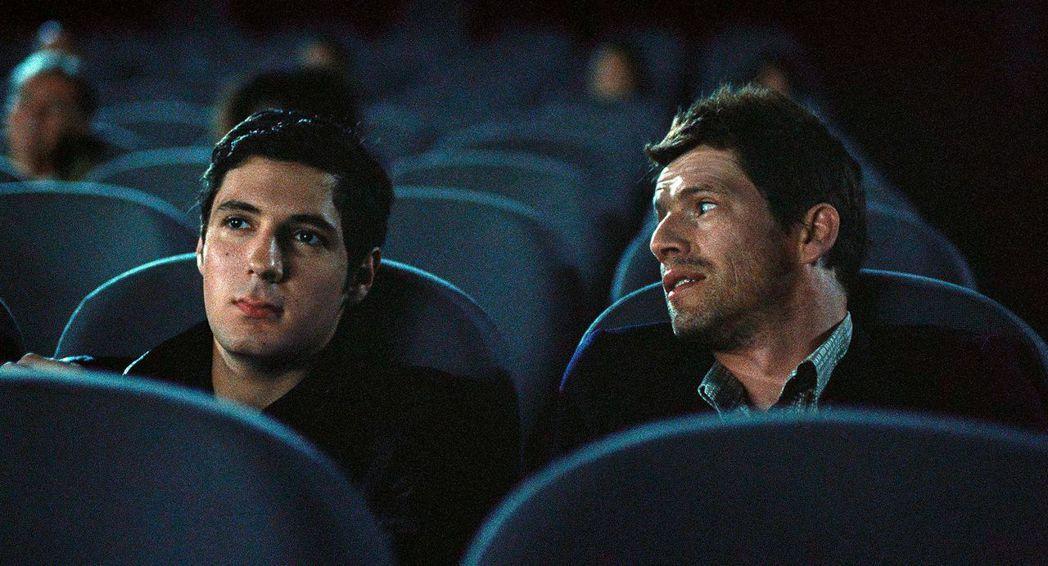「喜歡你、愛上你、逃離你」27日在台上映。圖/傳影提供