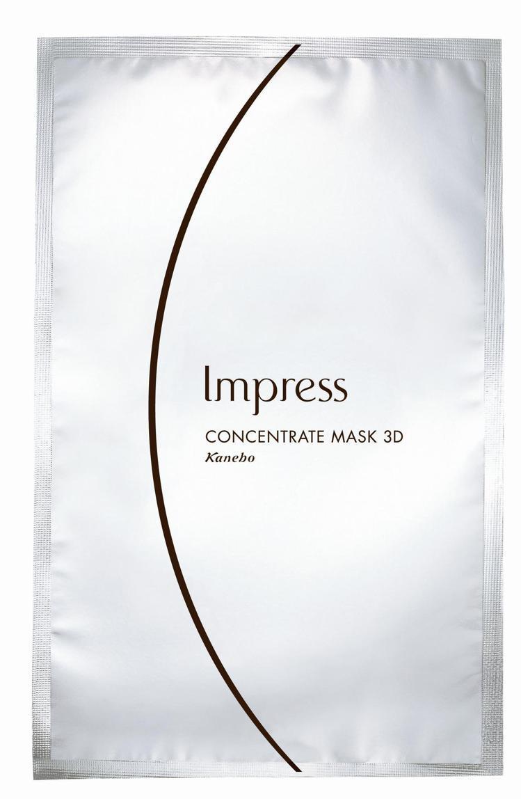 佳麗寶Impress印象之美3D立體極致修護膜6包入原價3,600元,6折特價2...