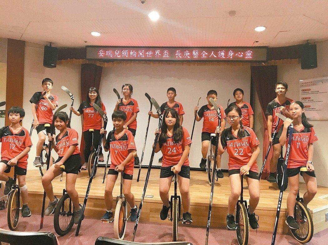 為協助妥瑞症孩童訓練平衡感與專注力,林口長庚醫院兒童神經內科醫師王輝雄5年前成立...