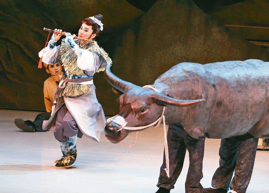 陳亞蘭歌仔戲《牛郎織女》 11月將唱進台中歌劇院  記者劉學聖/攝影