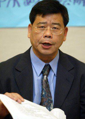 前立委鄭余鎮曾與藝人王筱嬋傳緋聞,斷送政治前途。 圖/聯合報系資料照片