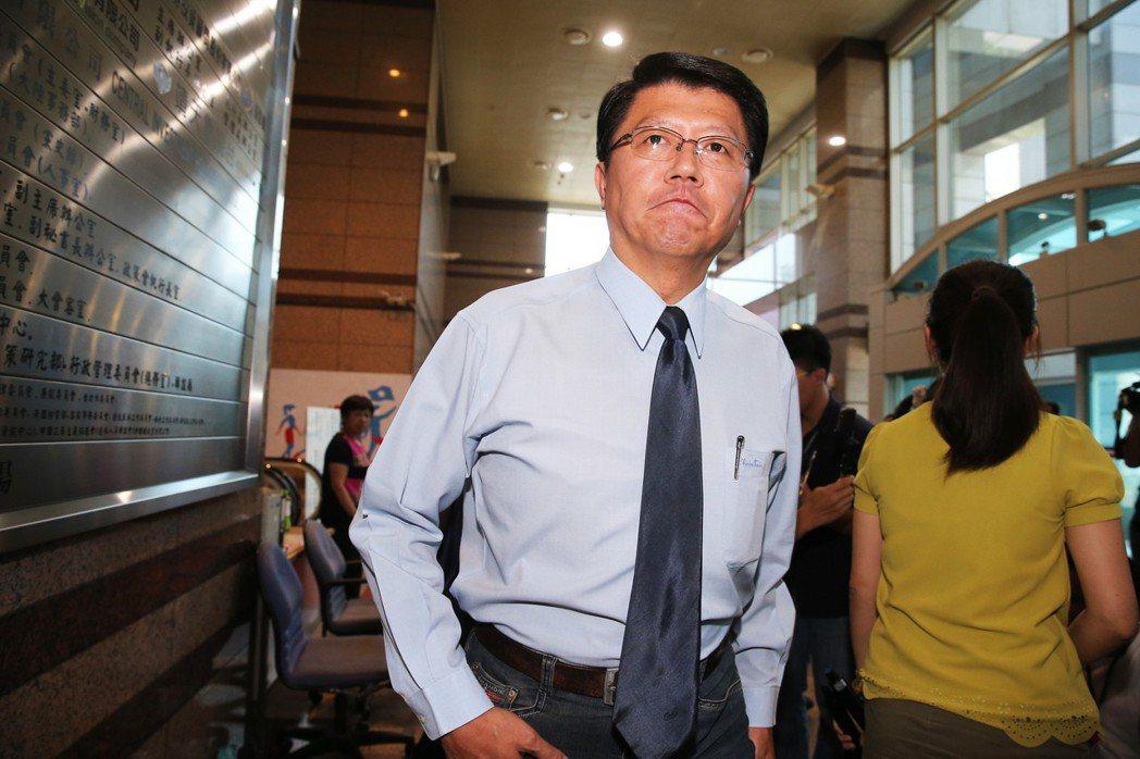 2006年時任台南市議員的謝龍介諷陳菊是「冬瓜菊」,導致黃俊英輸掉選戰。 圖/聯...
