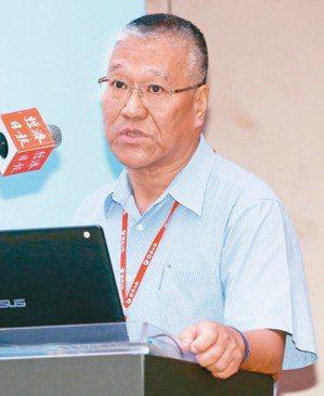 和大工業副總經理孫承志。 報系資料照片