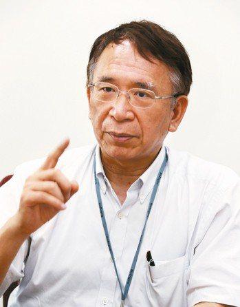 晟德生技集團董事長林榮錦 本報系資料庫
