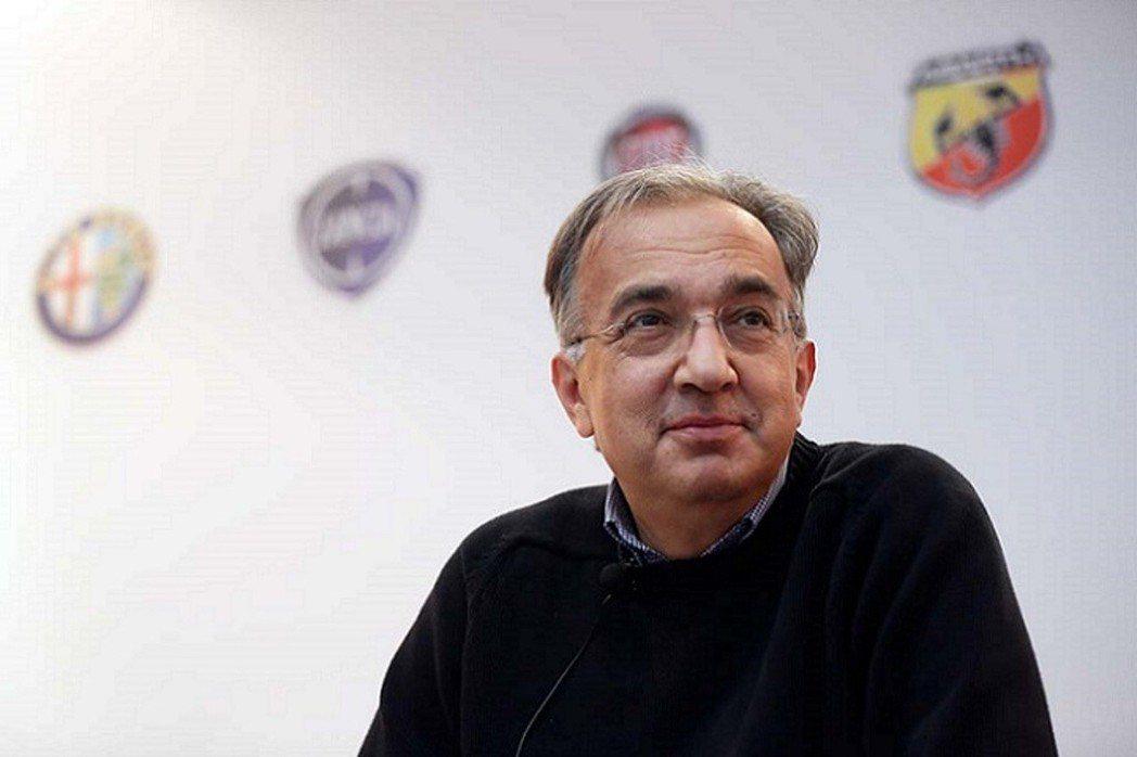 馬奇翁(Sergio Marchionne)是飛雅特克萊斯勒(FCA)集團的傳奇人物。 摘自Motor1