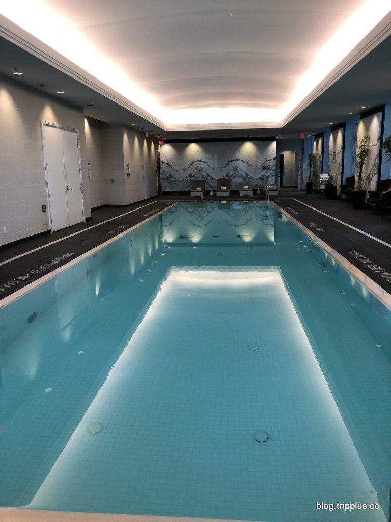 室內游泳池 圖文來自於:TripPlus