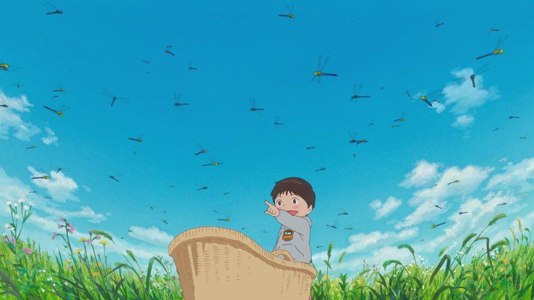 細田守要帶著「未來的未來」再次與台灣影迷見面。圖/傳影提供