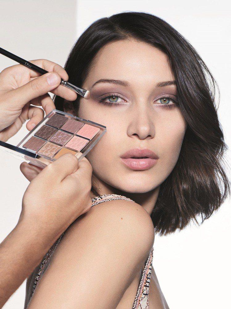 新光三越秋季化妝品節新品,DIOR迪奧專業後台彩妝系列。圖/新光三越提供