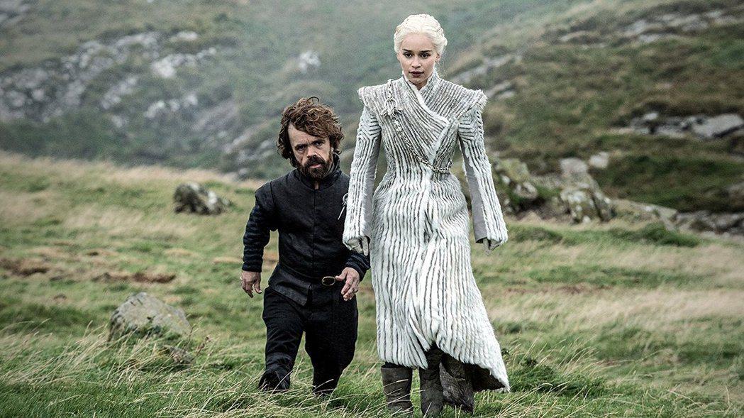「冰與火之歌:權力遊戲」主角的命運讓億萬粉絲關心不已。圖/摘自HBO