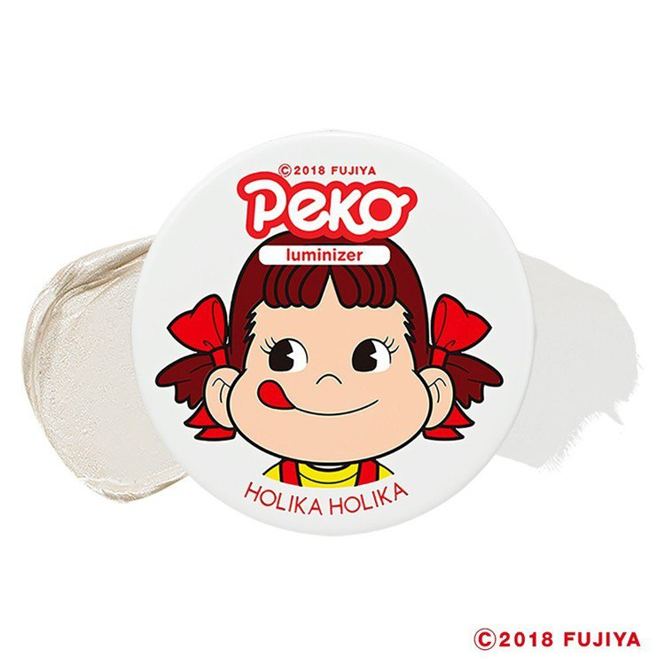 HOLIKA HOLIKA X不二家Peko牛奶妹提亮膏,售價390元。圖/HO...