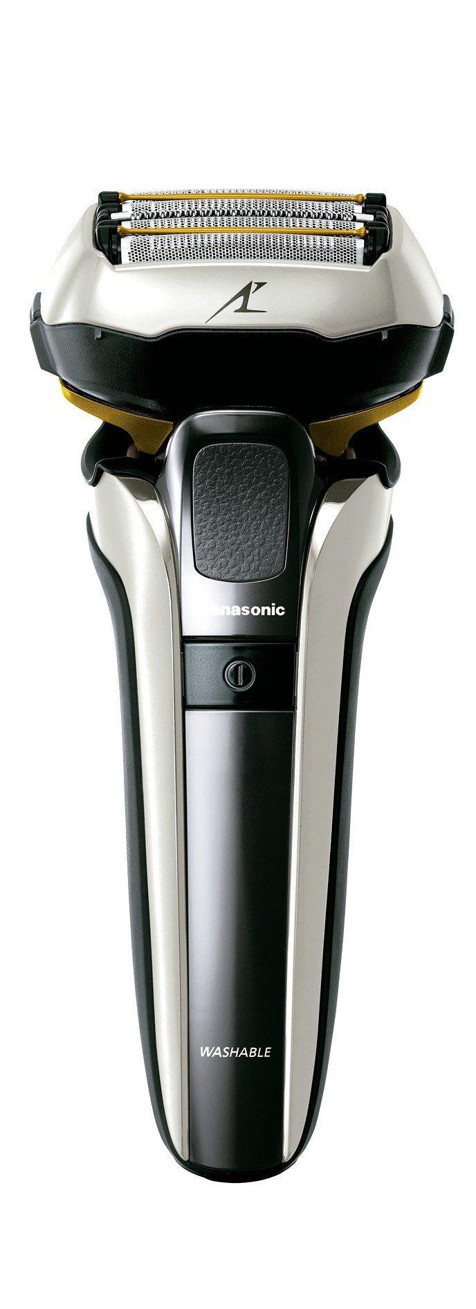 Panasonic新密著5枚刃電鬍刀,ES-LV9C建議售價16,888元。 圖...