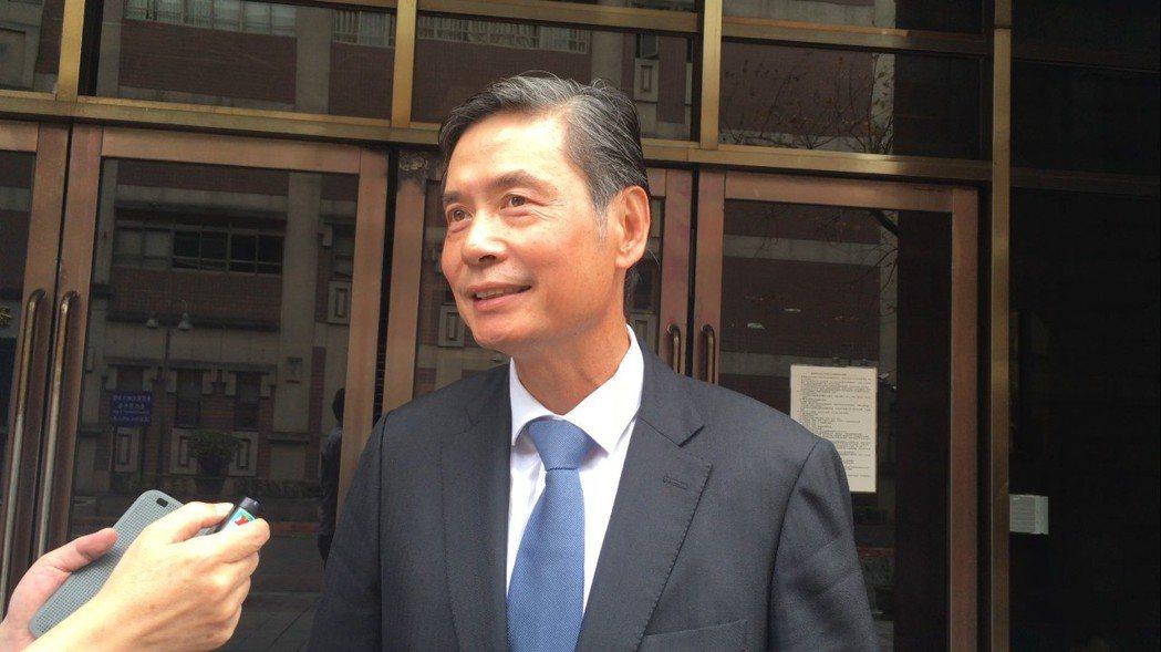 前國民黨秘書長金溥聰是新台灣人基金會第一屆執行長。 圖/聯合報系資料照片