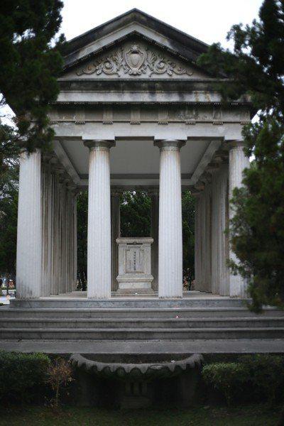 台大傅園是紀念前校長傅斯年。 圖/聯合報系資料照片