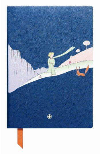 萬寶龍的大師傑作Meisterstück系列小王子款#146筆記本,2,600元...