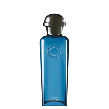 愛馬仕黑檸檬古龍水在檸檬強烈奔放的香調中融入細膩的煙燻及木質調。 圖/各業者提供