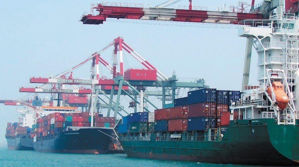 今年上半年我國對歐洲出口158億美元,創歷年同期次高規模。聯合報系資料照