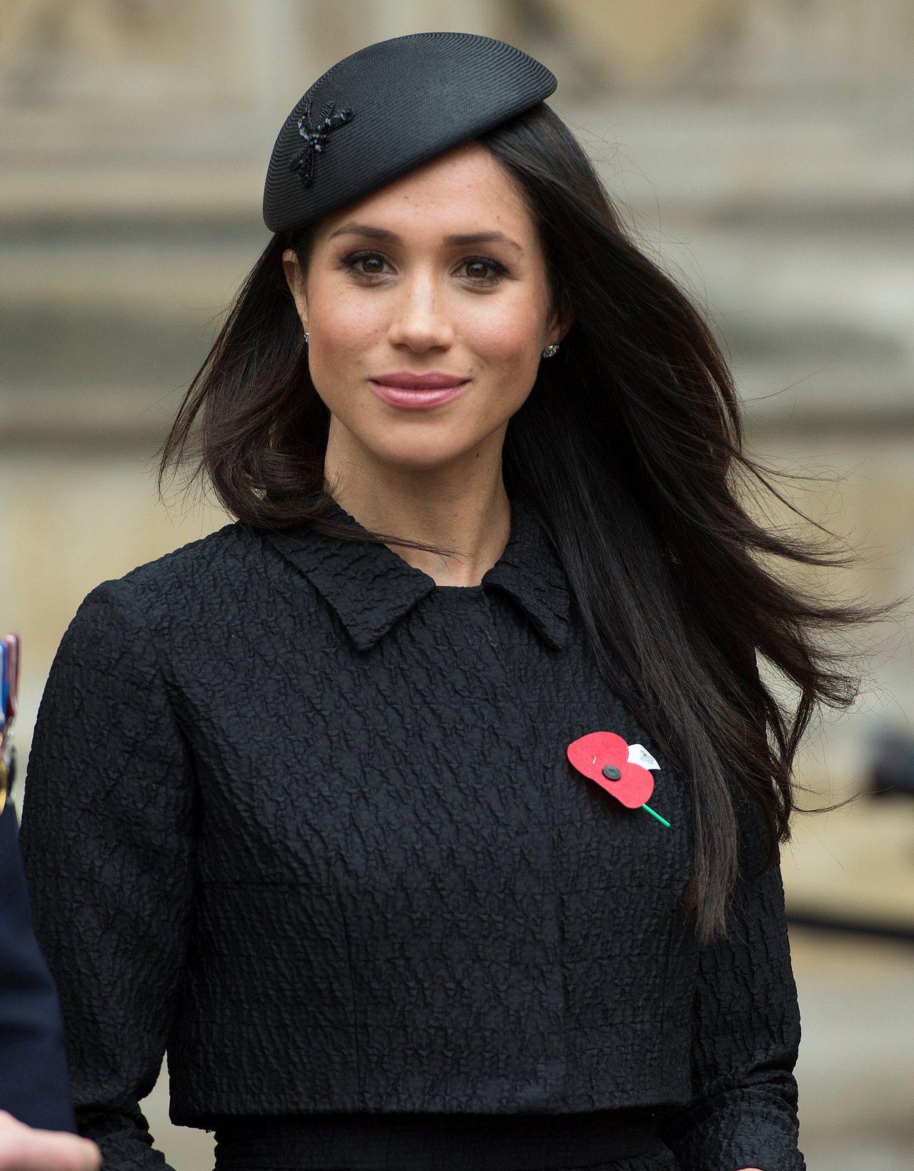 梅根馬克爾嫁入英國王室後,據傳仍有一項規定讓她難以適應。圖/路透資料照片