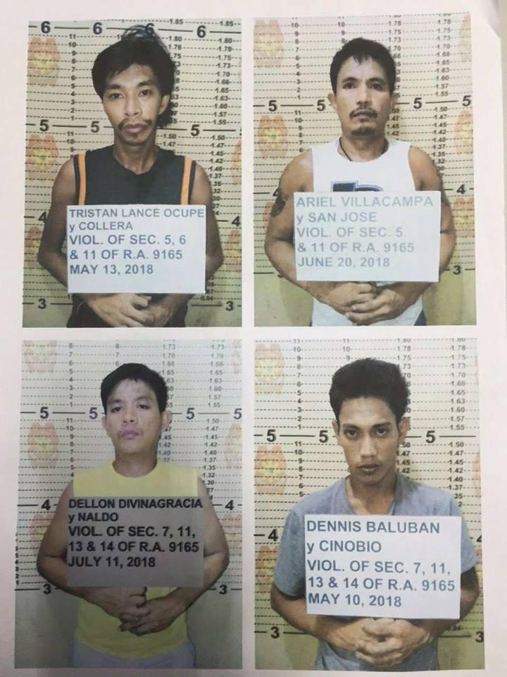 巴克奧爾市政府已在臉書網頁公告囚犯照片。 擷自臉書