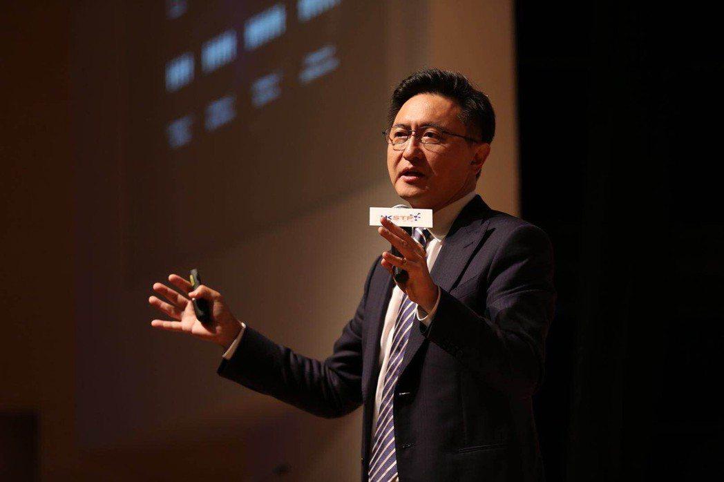 TutorABC創辦人暨董事長楊正大博士。
