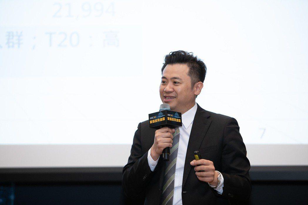 大馬信義總經理李杰峰長期駐點吉隆坡,對在地房市觀察有獨到見解。 信義房屋/提供