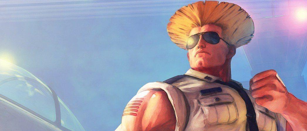 《快打旋風5》凱爾。圖/Capcom