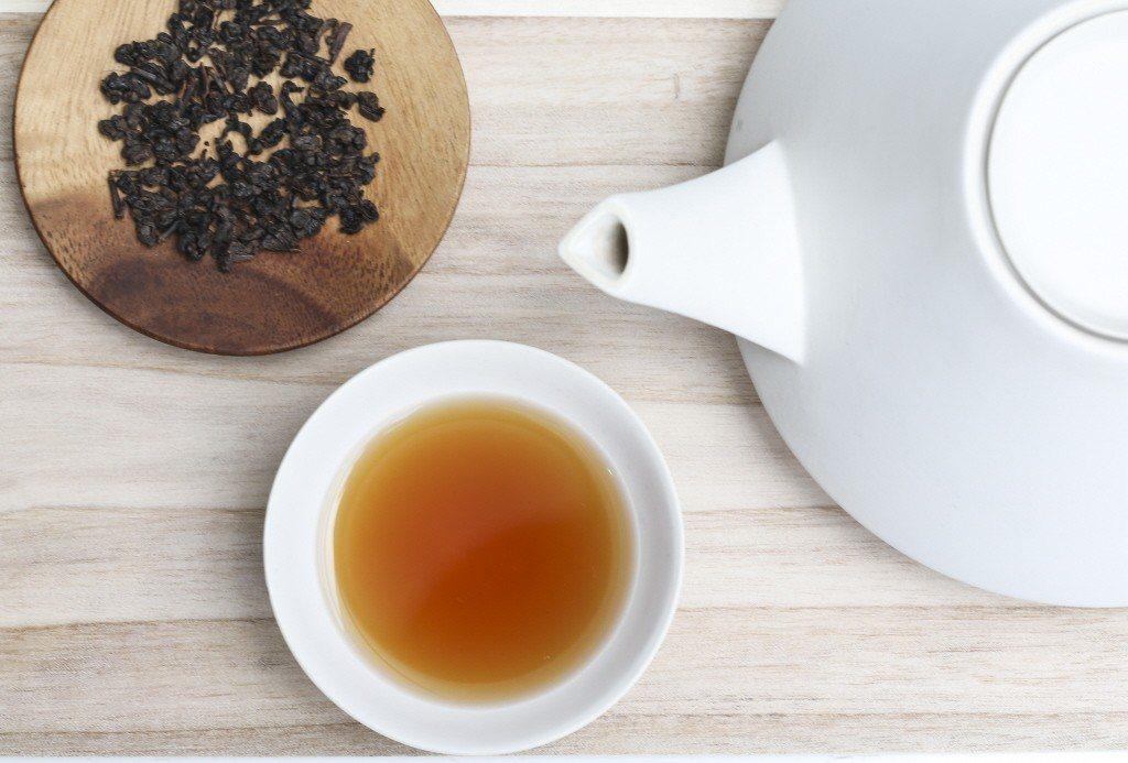 茶葉長時間浸泡在茶杯裡,不是健康的喝法!報系資料照