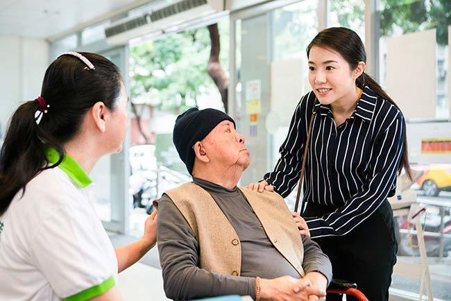 優照護平台以家中有人需要照顧的上班族群為主要服務對象,主打「短期照護」需求