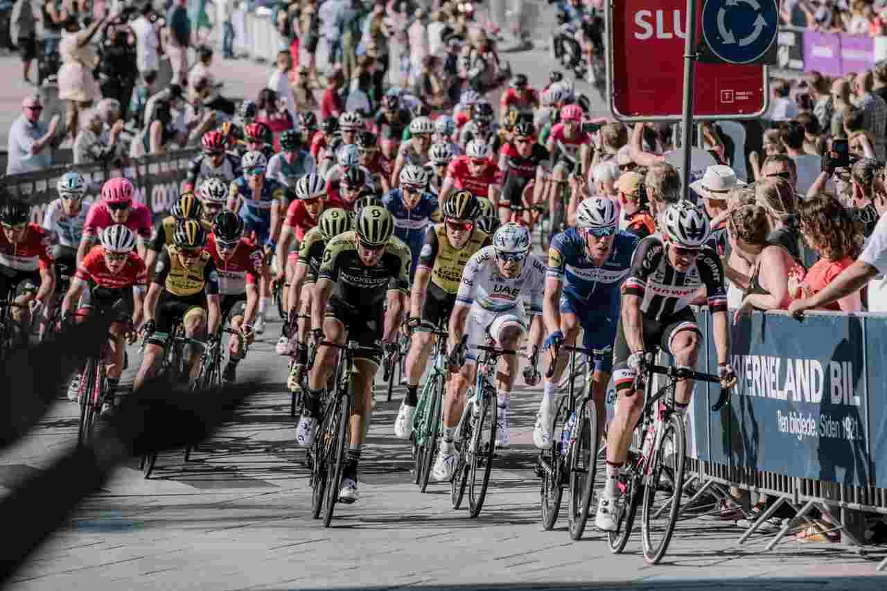2018香港單車節為亞洲首度引進Hammer Series公路賽。圖/港旅局提供