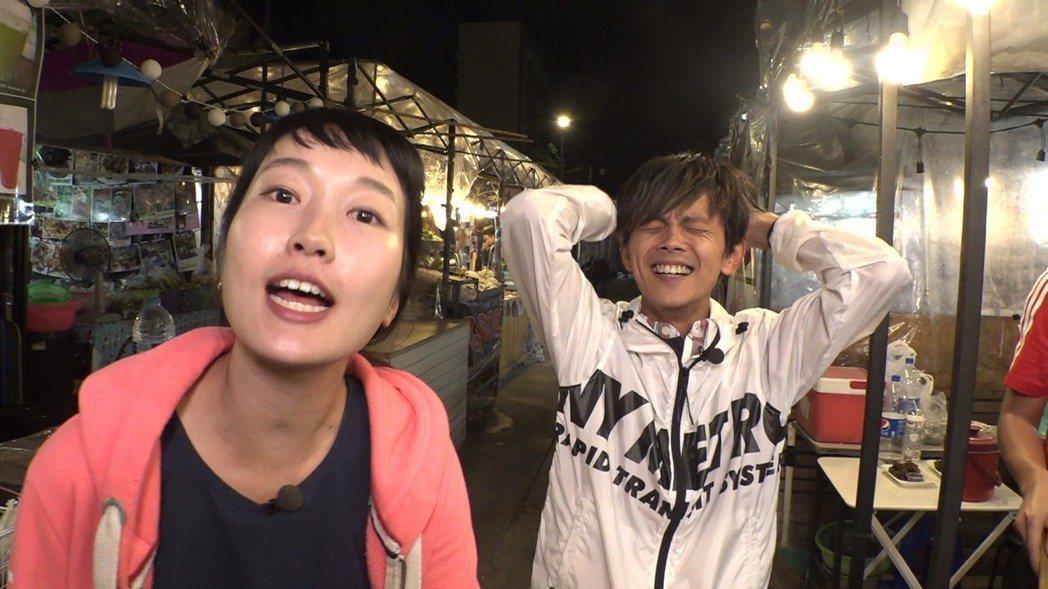 巴鈺(左)、莎莎雙姝中彈,已雙雙向製作單位請長假了。圖/TVBS提供